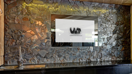 Ellerman Bar Mirror Tv 4