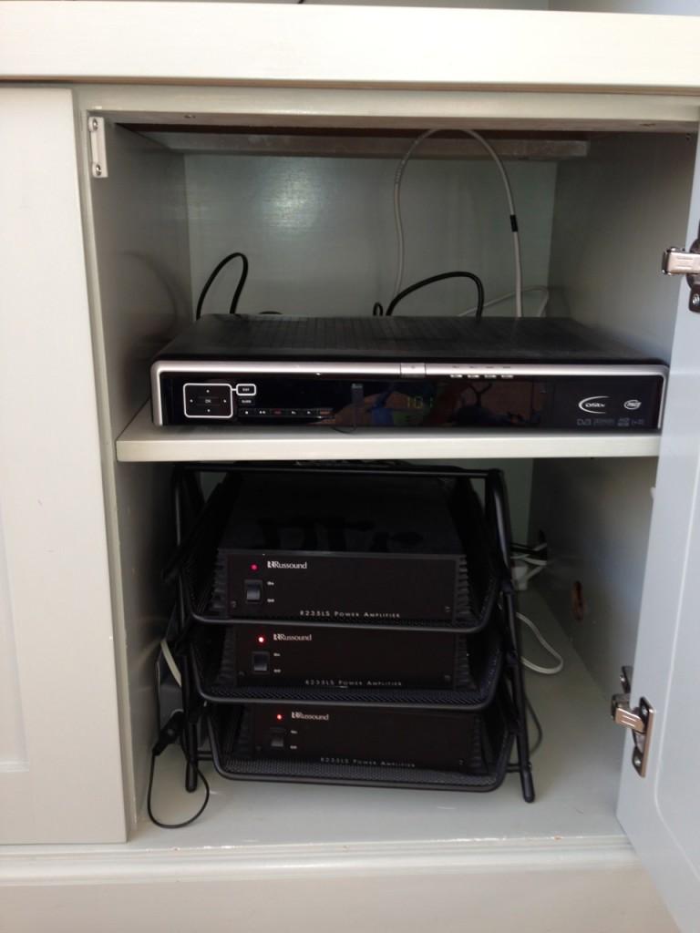 Amps + DSTV