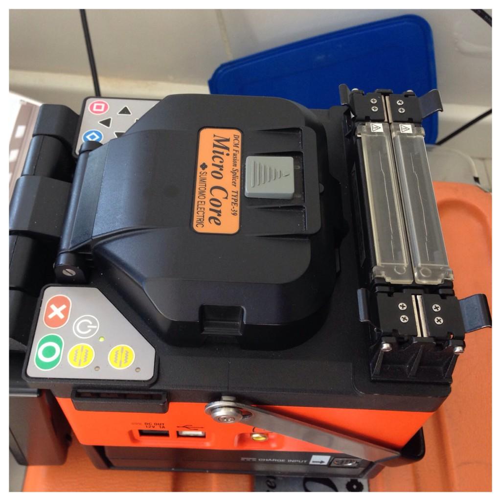 Micro Core Fusion Splicer Fibre Splicing Machine