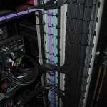 Internal rack cabling