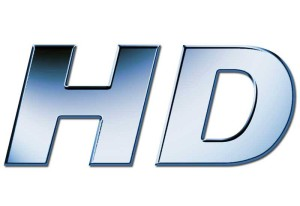 DSTV HD Logo