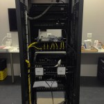 Laying in CAT6 Cable from Switches to Patch Panels
