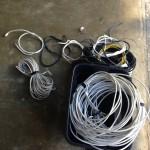 Removing redundant cabling