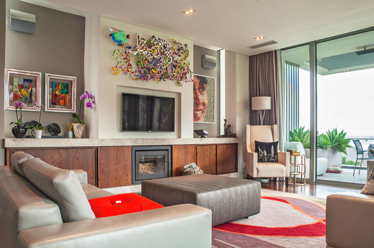 Bang & Olufsen Lounge Installation