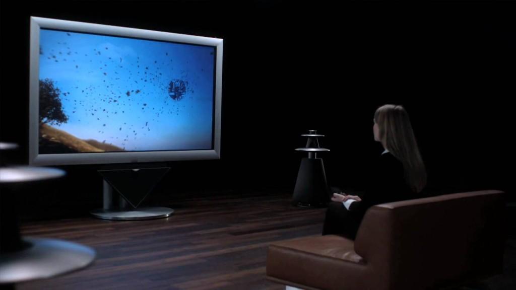 bang olufsen beovision 4 103 mirror edge networks. Black Bedroom Furniture Sets. Home Design Ideas