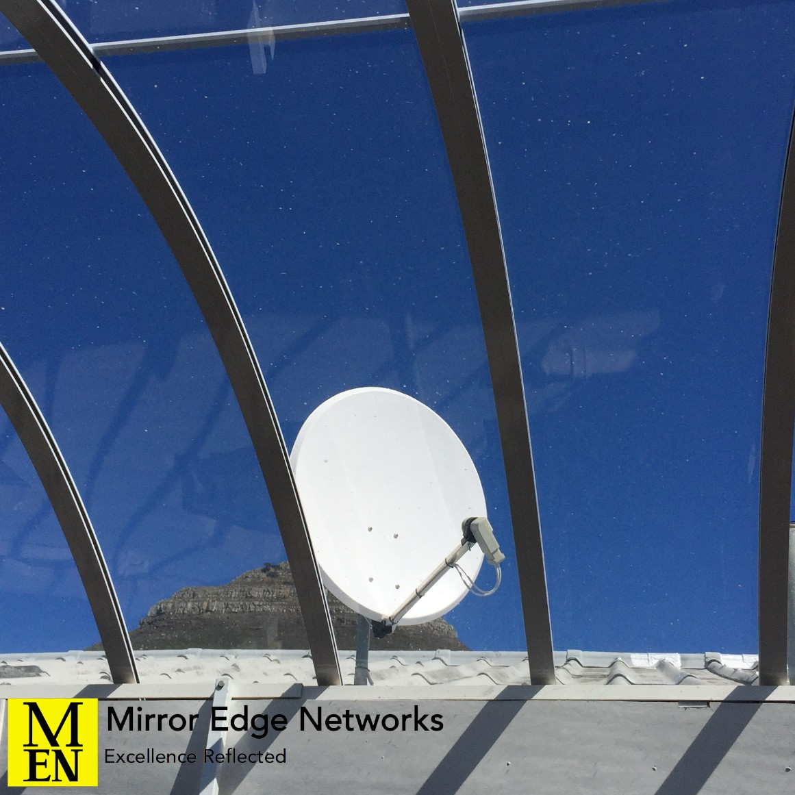 Installed new Dish in Cape Town