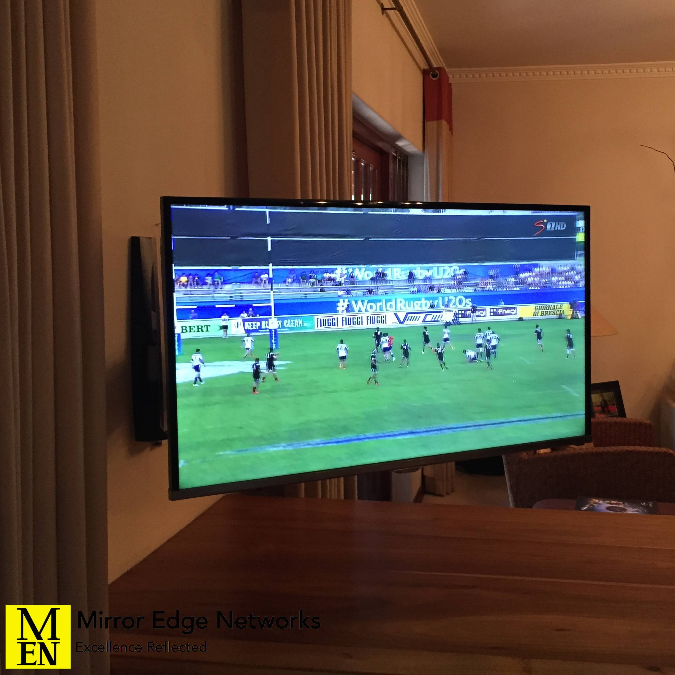 Kitchen Television Constantia Television Installation 18 June 2015