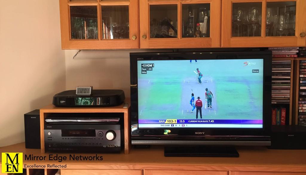 Constantia television installation 012