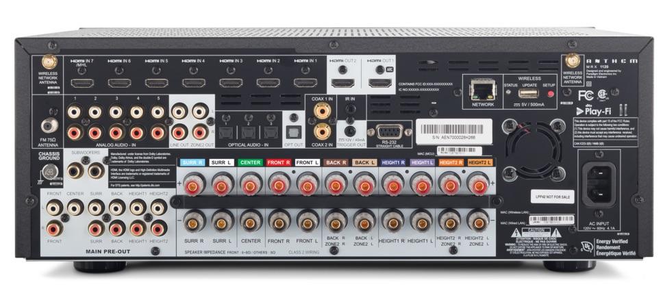 MRX 1120 Rear1