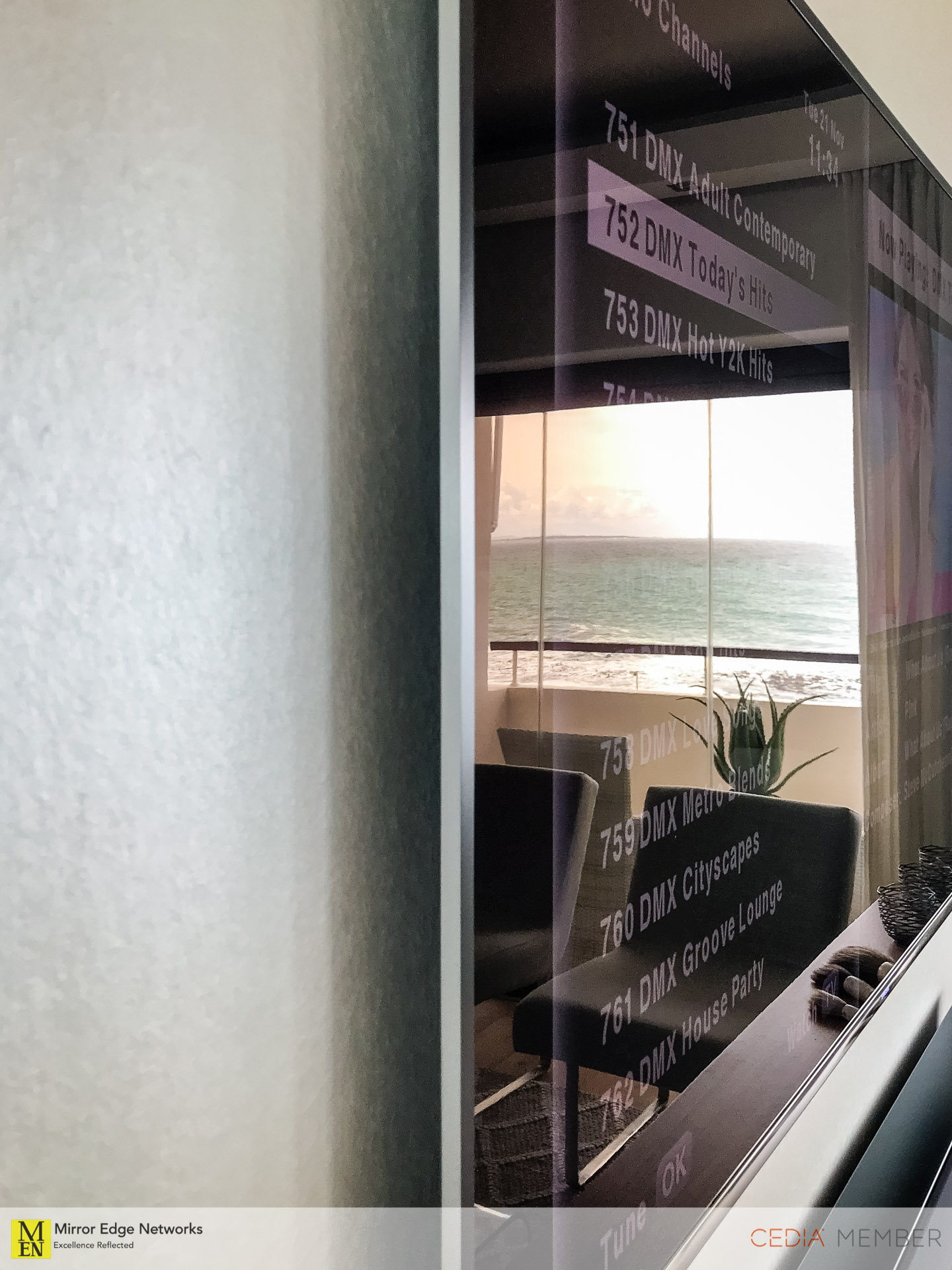 UHD Tv Installation Sea Point - Mirror Edge Networks