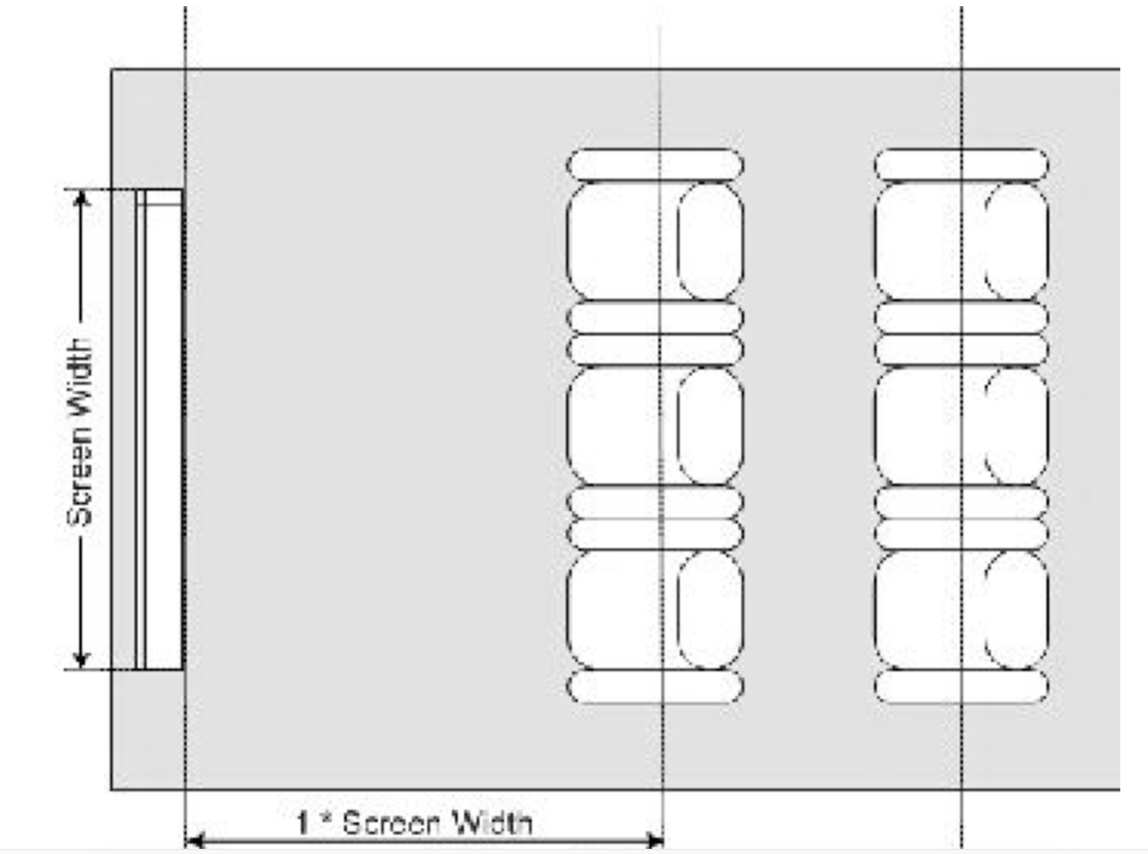 Home cinema seating locations recommended distances
