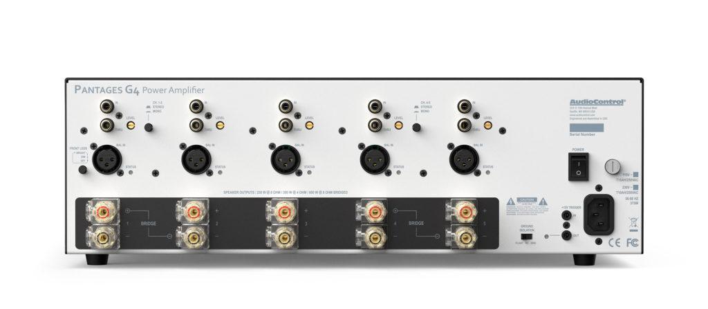 Audio Control Pantages G4 home cinema amplifier