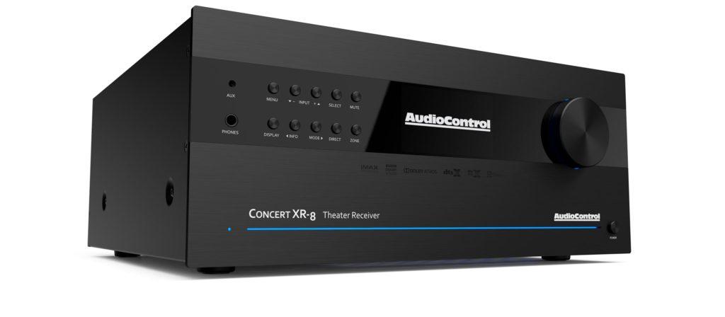 Concert XR-8 home cinema receiver
