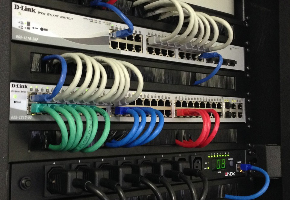 how to make a network patch panel