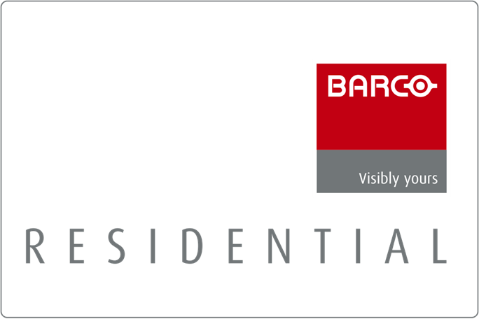 Barco Residential home cinema projectors