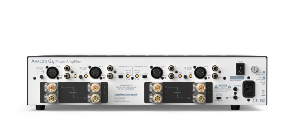 Audio Control Avalon G5 home cinema amplifier