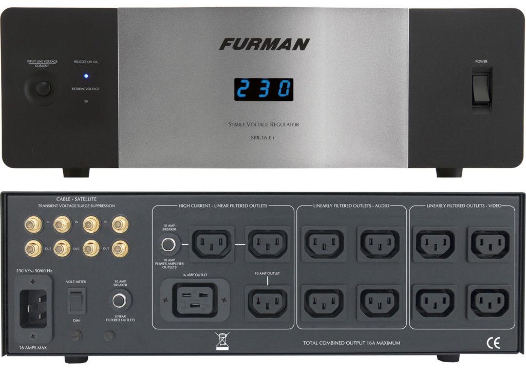 Furman SPR Reference Voltage Regulator